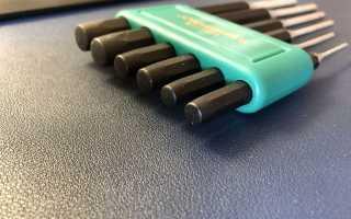 Инструмент набор выколоток – что это, виды, состав набора