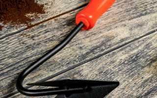 Что такое мотыга и как сделать самостоятельно: простые способы изготовления